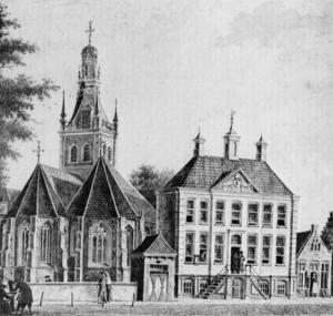 Mariakapel aan de Markt te Etten-Leur